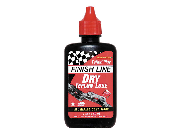 Finish Line Teflon Plus Teflonschmiermittel 60 ml